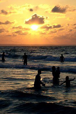 Sonnenuntergang in der Karibik (reload)