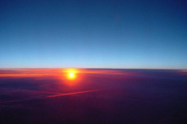 Sonnenuntergang in der Türkei 2