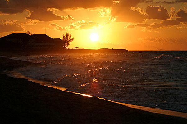 Sonnenuntergang in Kuba (2)