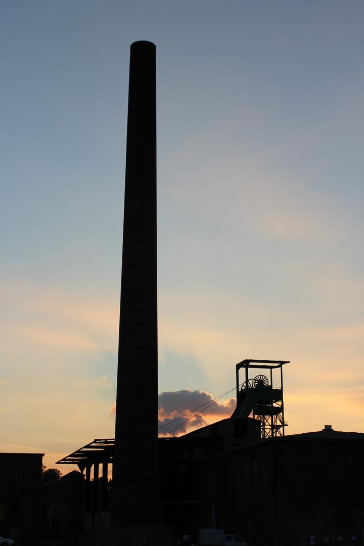 Sonnenuntergang in Reden