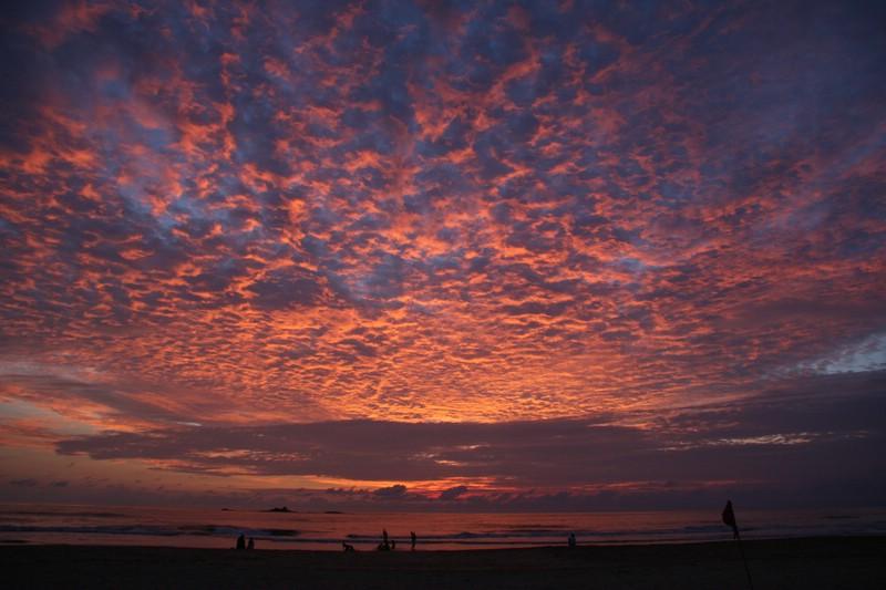 Sonnenuntergang in Sri Lanka 2