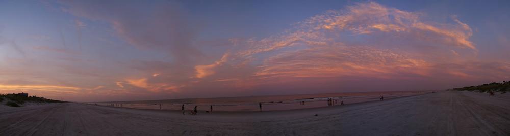 Sonnenuntergang Jacksonville