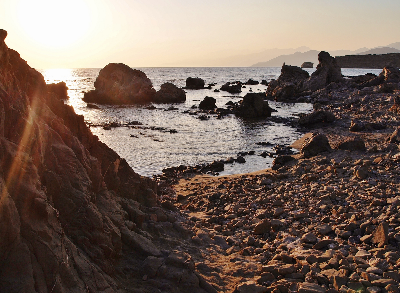 Sonnenuntergang Kreta_3