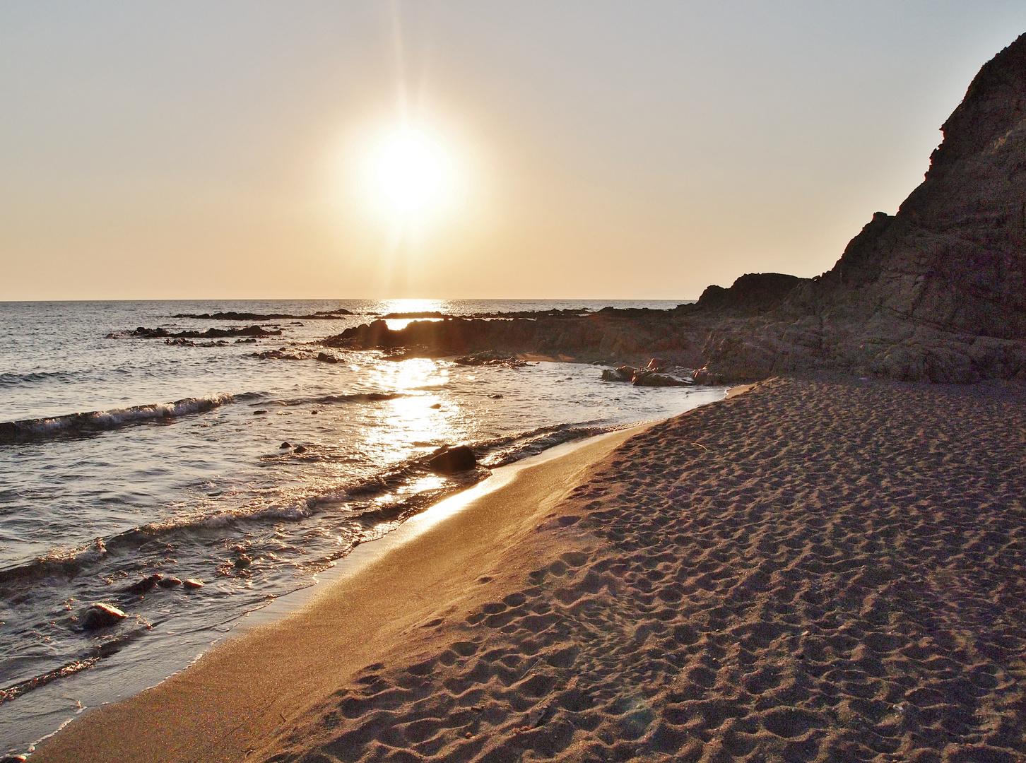 Sonnenuntergang Kreta_4