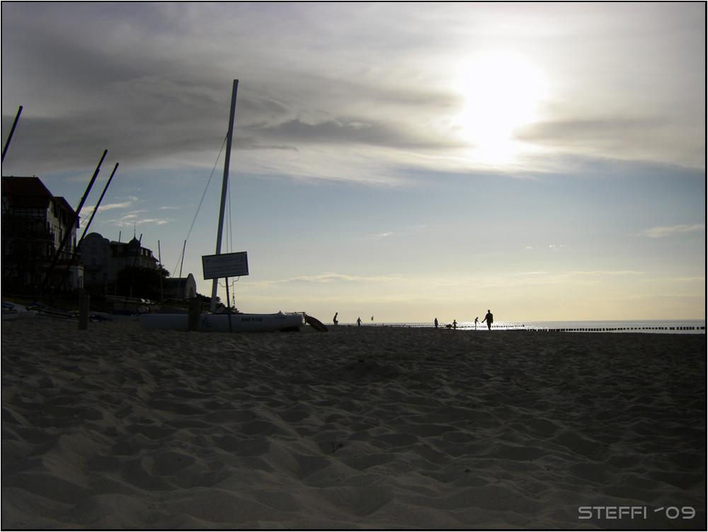 Sonnenuntergang - Kühlungsborn