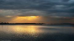Sonnenuntergang Lacul Morii Bukarest