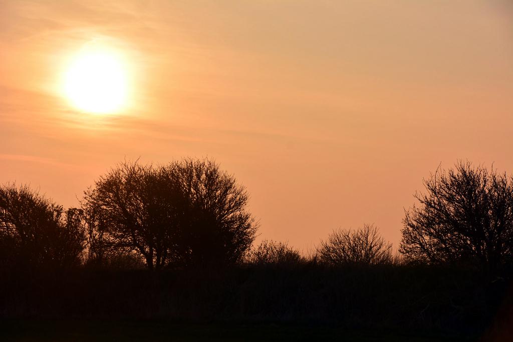 Sonnenuntergang @ Langeoog #1
