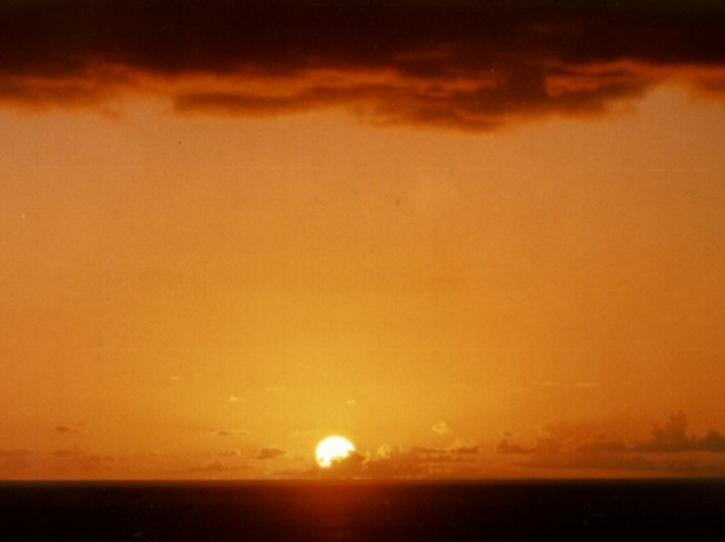 Sonnenuntergang Lanzarote-1