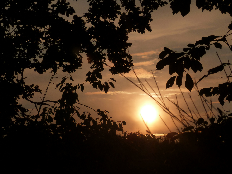 Sonnenuntergang mal anders