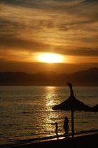 Sonnenuntergang Mallorca