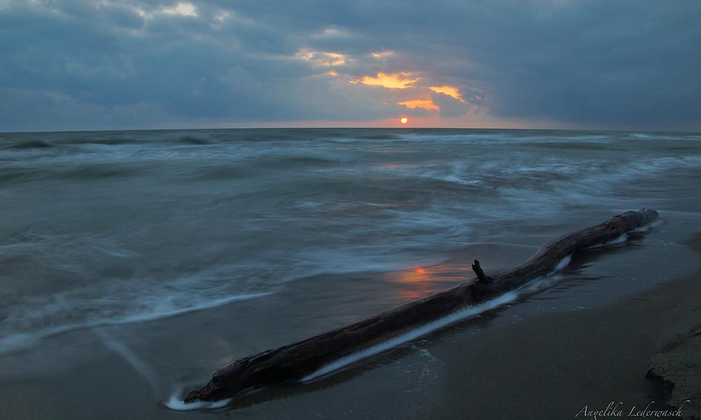 Sonnenuntergang Marina di Grosetto