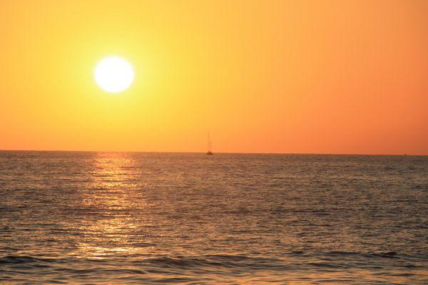Sonnenuntergang Maspalomas