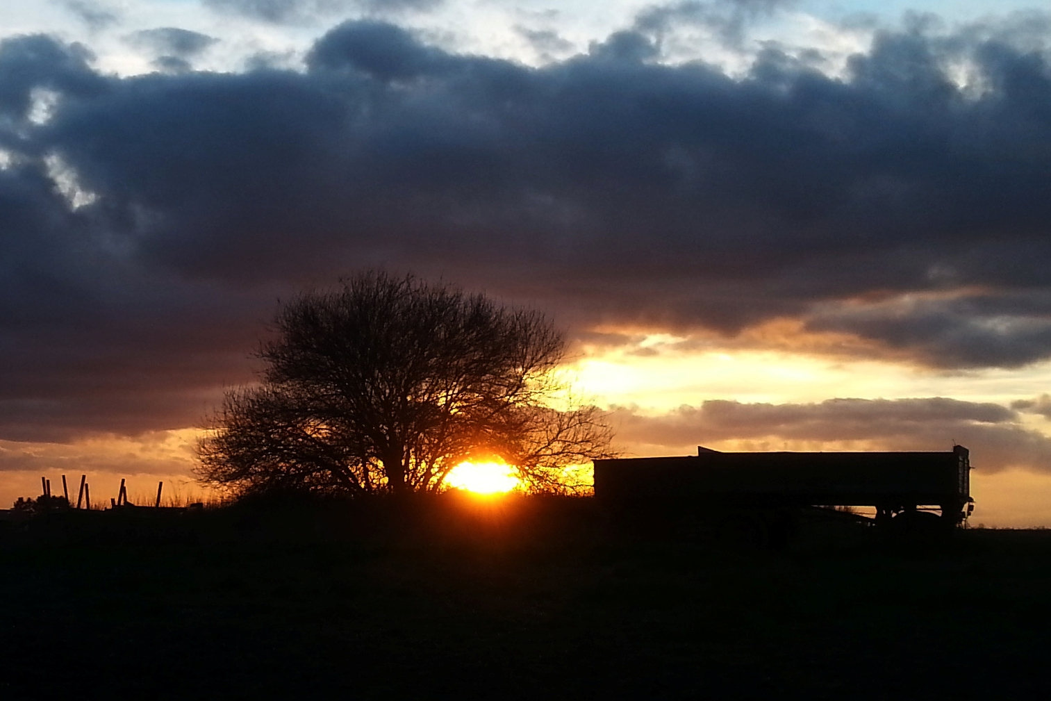 ++ Sonnenuntergang (neuer Schnitt) ++