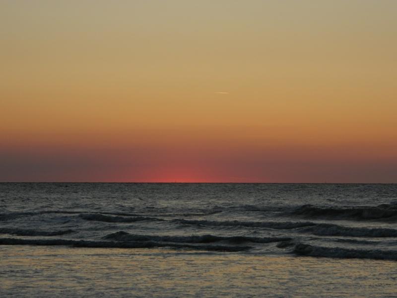 Sonnenuntergang Ney 2