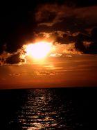 Sonnenuntergang Pepelow