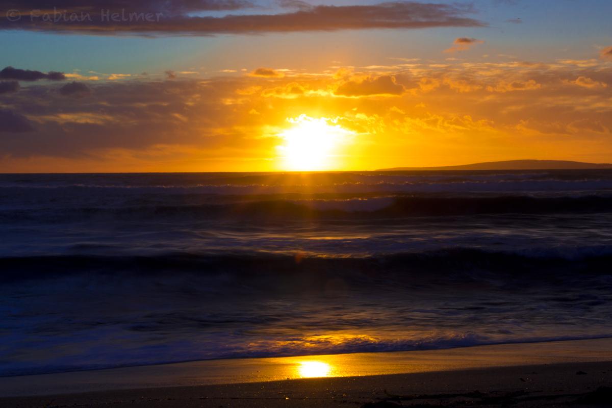 Sonnenuntergang - Playa de Palma