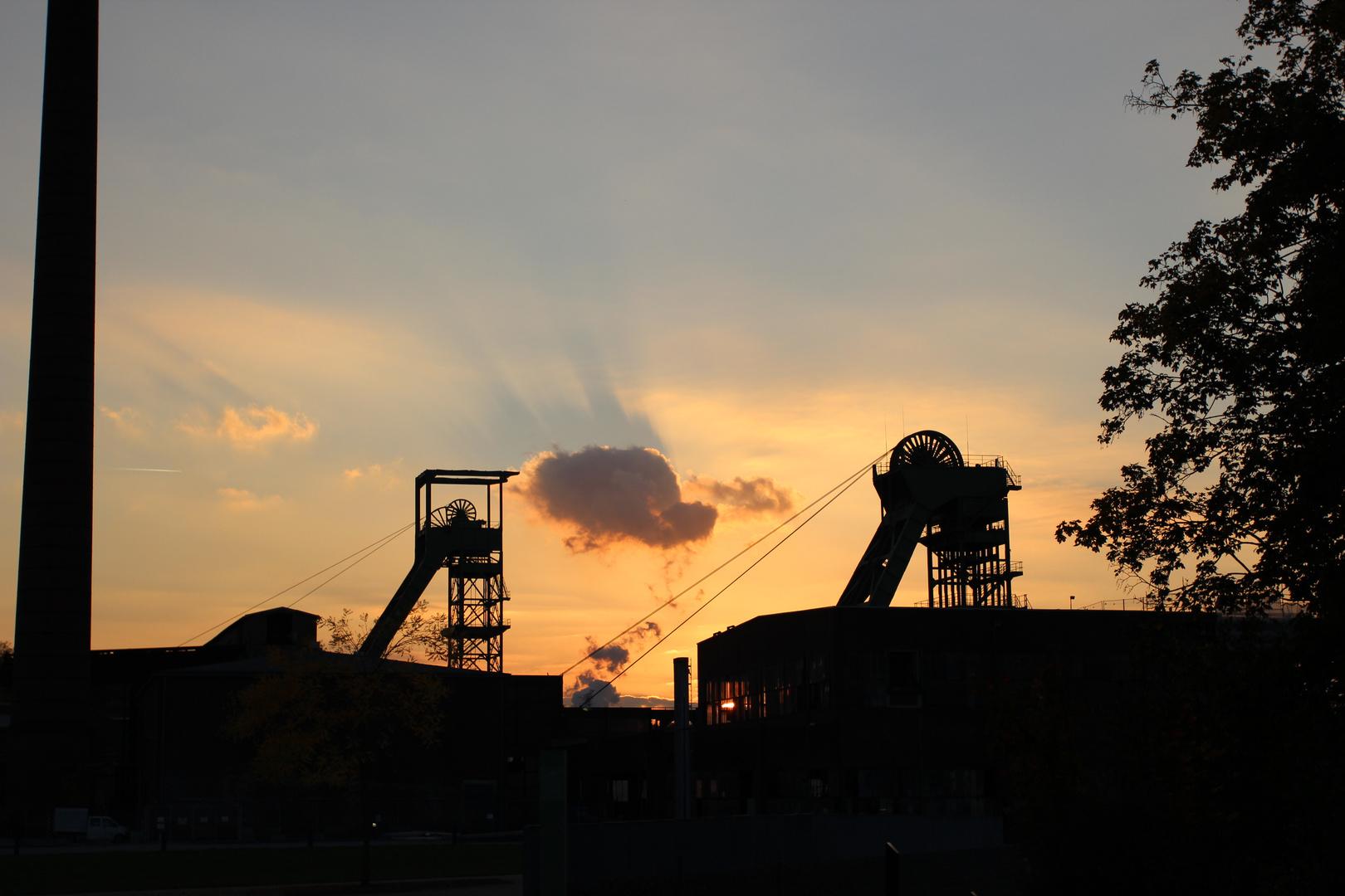 Sonnenuntergang Reden