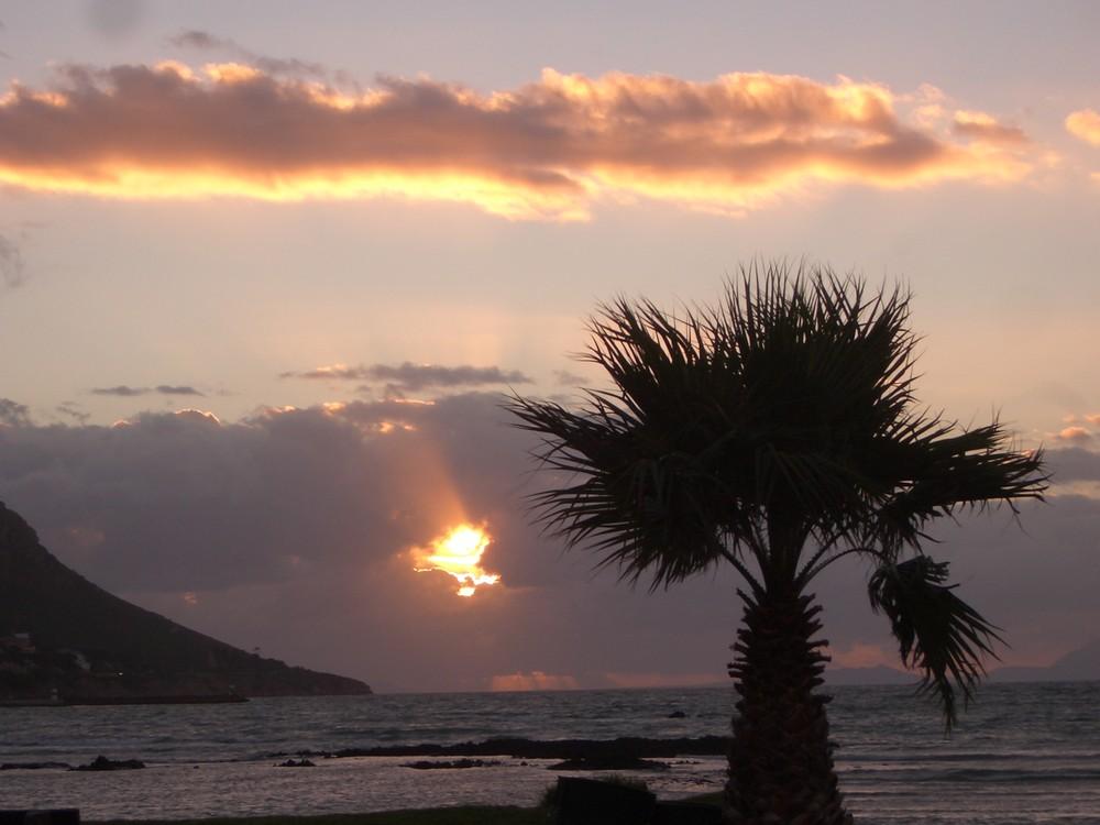 Sonnenuntergang SA