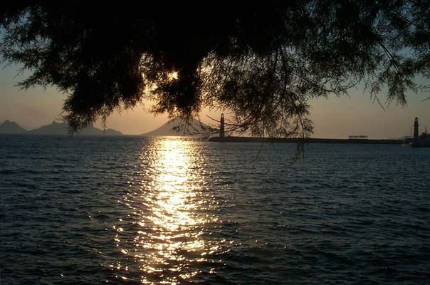 Sonnenuntergang - Serie (2)