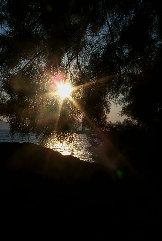 Sonnenuntergang - Serie (3)