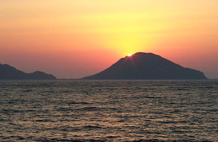 Sonnenuntergang - Serie (4)