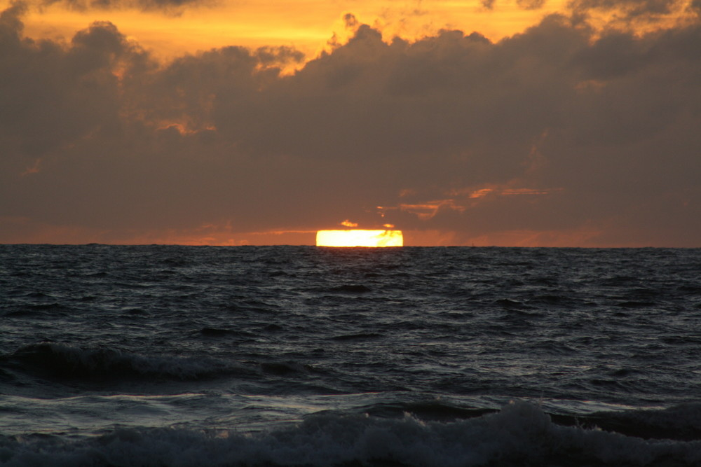 Sonnenuntergang Sri Lanka