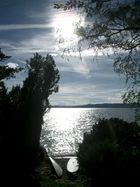 Sonnenuntergang Starnberger See