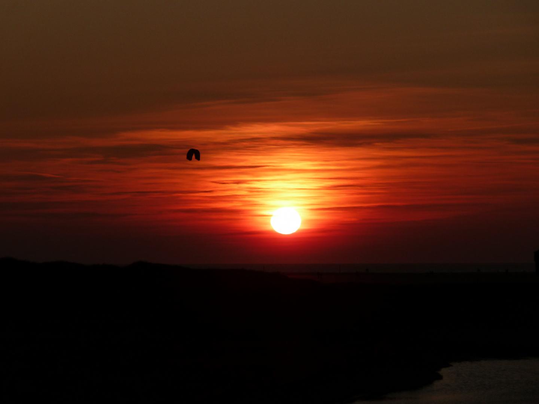 Sonnenuntergang St.Peter Ording