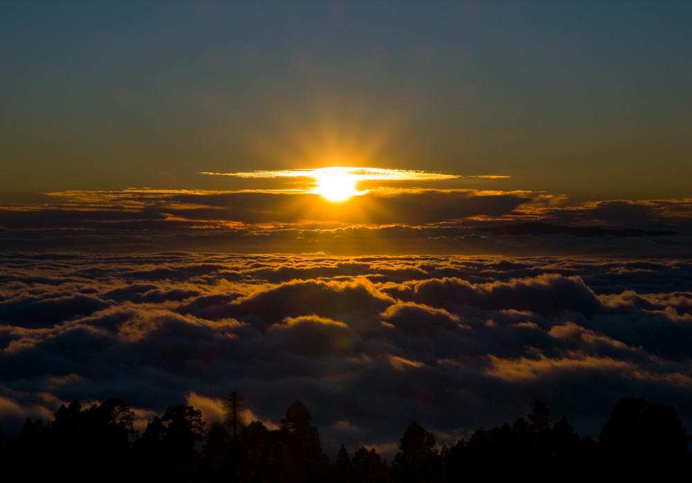 Sonnenuntergang Teneriffa II