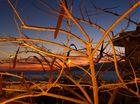 Sonnenuntergang über La Gomera