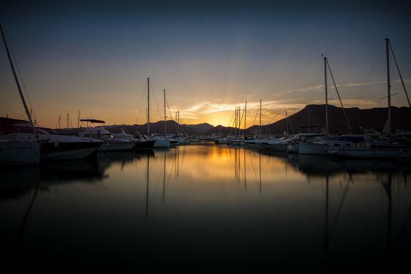 Sonnenuntergang_Port de Pollença