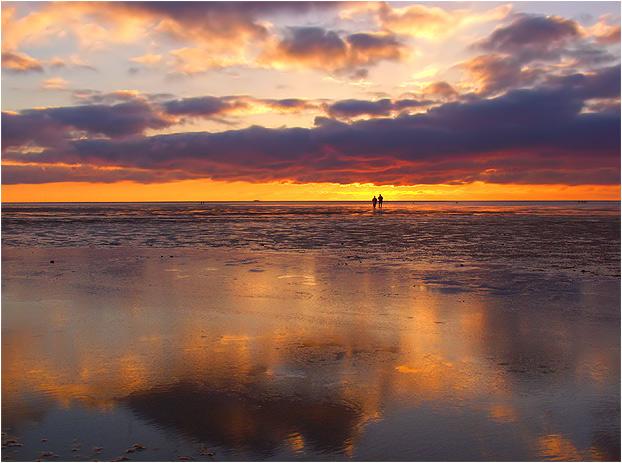 >>>>Sonnenuntergangsfeeling