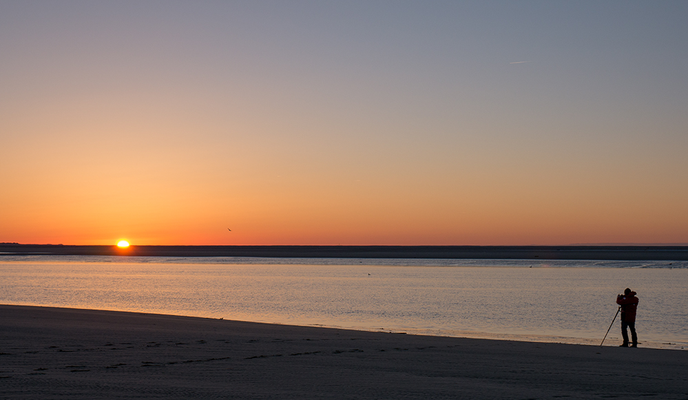 Sonnenuntergangsfotograf