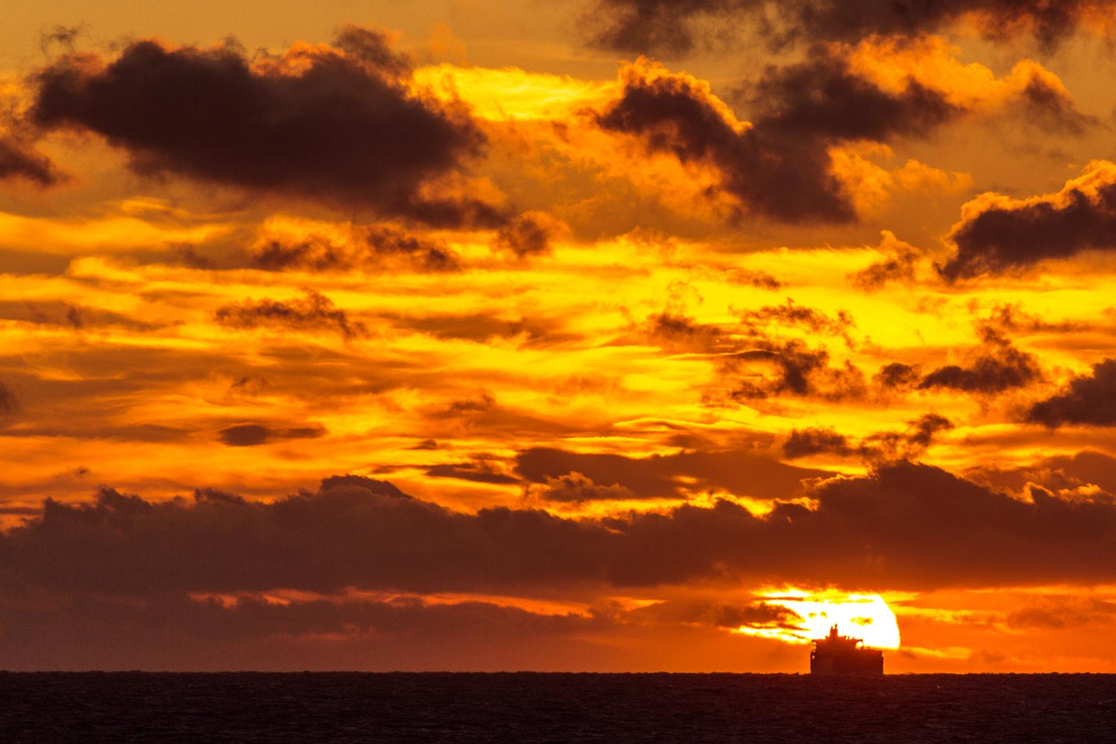 Sonnenuntergang_Skagerrak-1