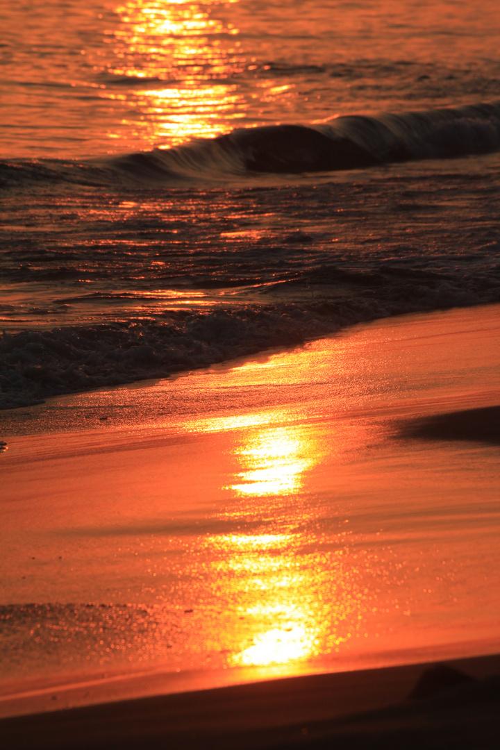 Sonnenuntergangsstimmung 28.06.2013