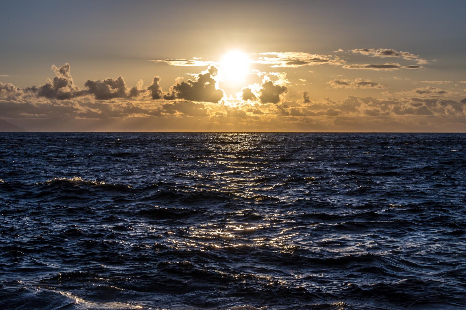Sonnenuntergangsstimmung IV