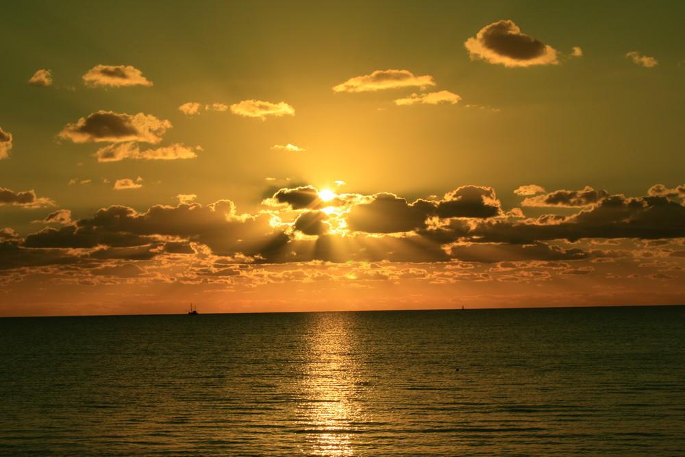 Sonnenuntergangssymphonie