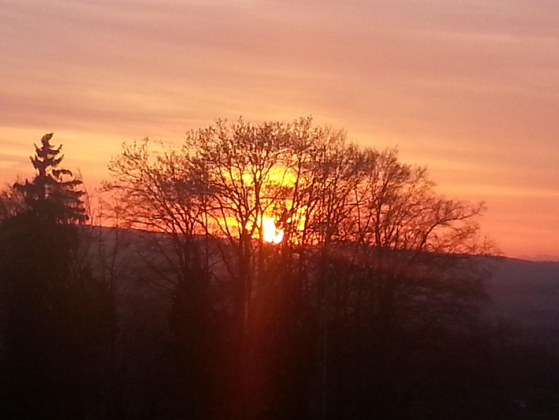 Sonnenuntergsng