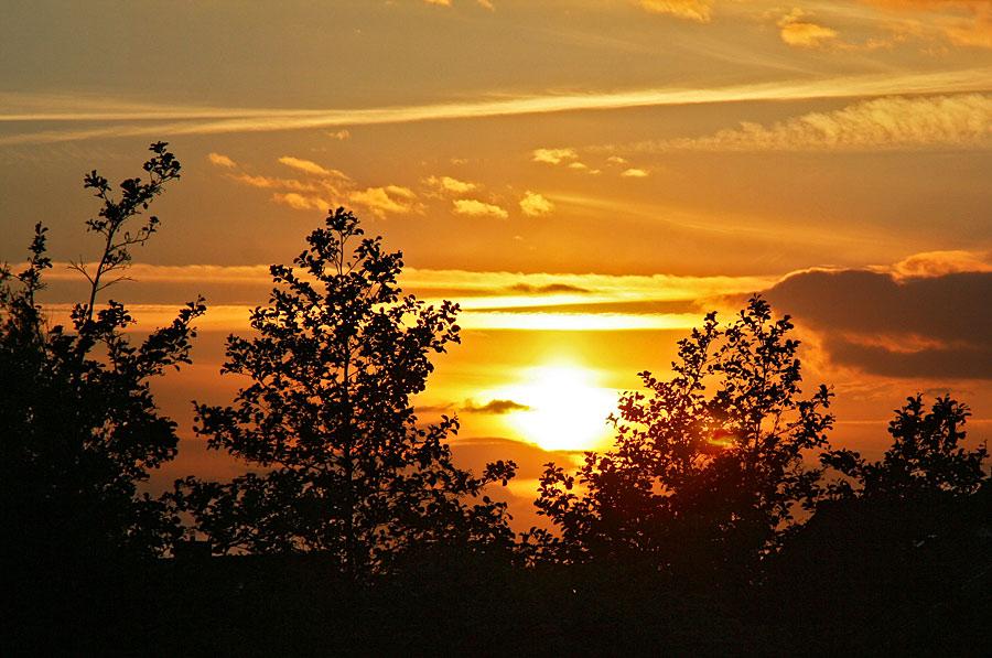 Sonnenunterngang