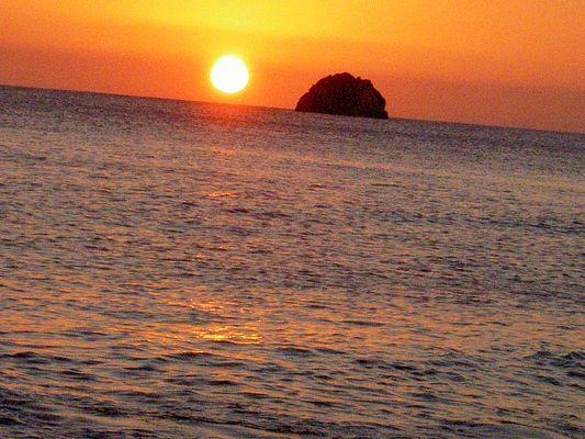 Sonneuntergang, Dyskos