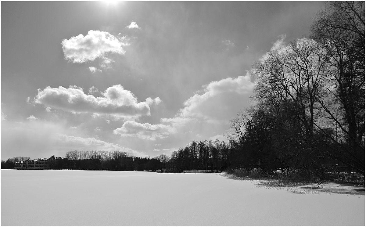Sonnige Winterstille...