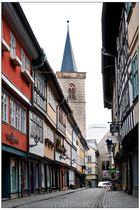 Sonntag, 09.51 Uhr in Erfurt