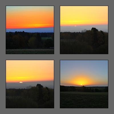 Sonntag 21.10.2012...ein Tag beginnt