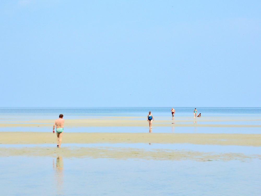 Sonntag am Meer