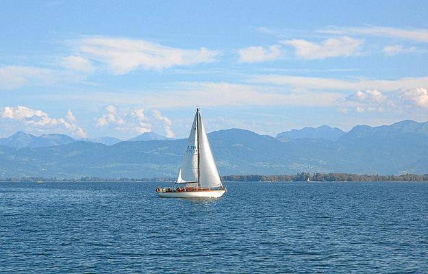 Sonntag auf dem Bodensee