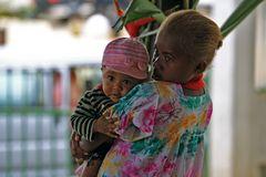Sonntag in Port Vila/Vanuatu