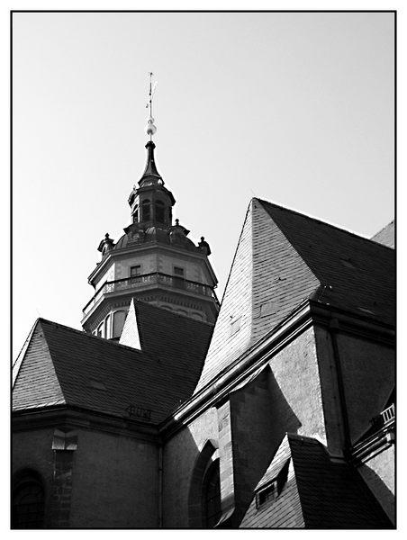 Sonntagnachmittag in Leipzig