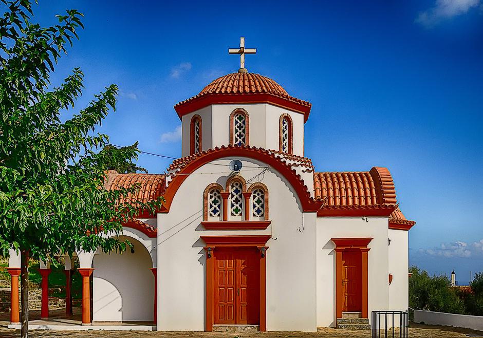 Sonntags auf Kreta