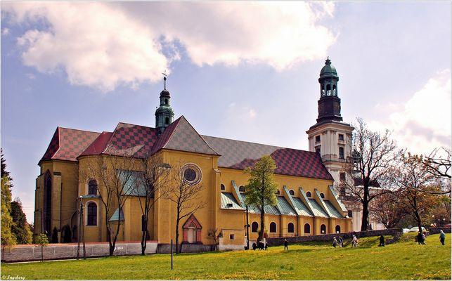Sonntags.Geschichte: Das Trebnitz-Kloster