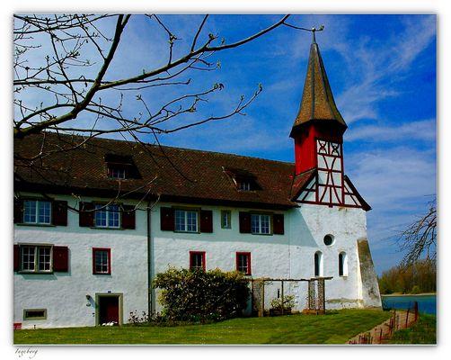 Sonntags.Geschichte: Propstei Wagenhausen
